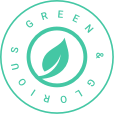 Green & Glorious logo